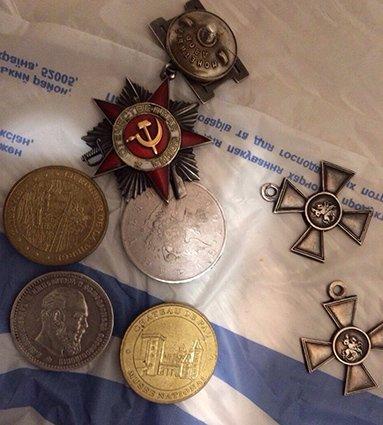На Днепропетровщине задержана преступная группа, которая грабила коллекционеров (фото) - фото 4