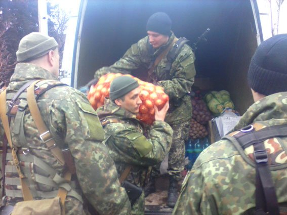 Запорожские «скифовцы» сменили своих товарищей, воевавших в АТО (ФОТО) (фото) - фото 3