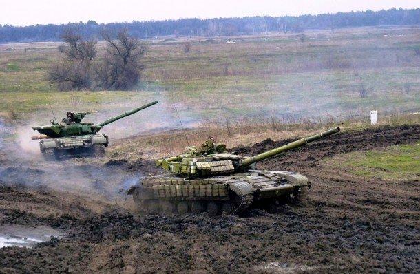танки4
