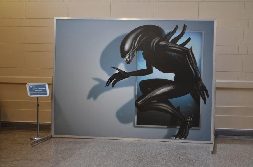Симферопольцы могут почувствовать себя космонавтами на уникальной выставке (ФОТО), фото-5