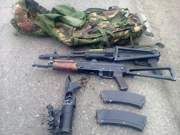 На Кировоградщине задержали стрелявшего солдата ФОТО (фото) - фото 1