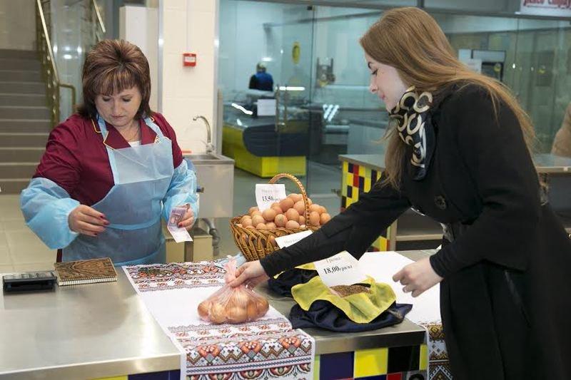 Как в Днепропетровске продуктовая ярмарка проходит (ФОТО) (фото) - фото 2