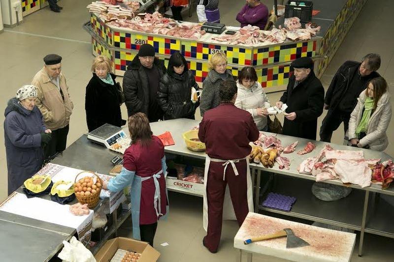 Как в Днепропетровске продуктовая ярмарка проходит (ФОТО) (фото) - фото 3