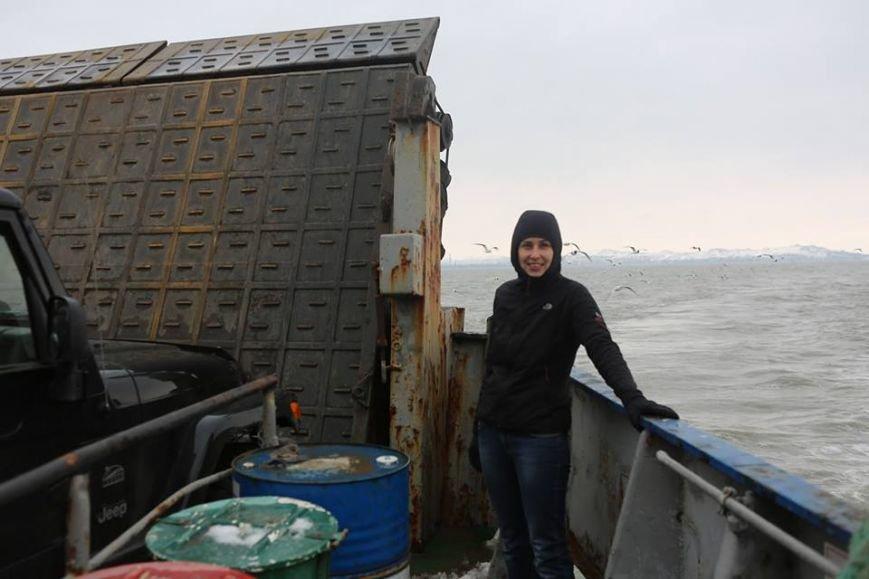 Чичерина после выступления в Севастополе застряла на Керченской переправе (ФОТО, ВИДЕО), фото-2