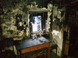 Мариупольские спасатели вытащили мужщину из пожара (ФОТО) (фото) - фото 2