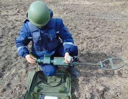 В Мариуполе и окрестностях обезвреживают снаряды (ФОТО) (фото) - фото 1