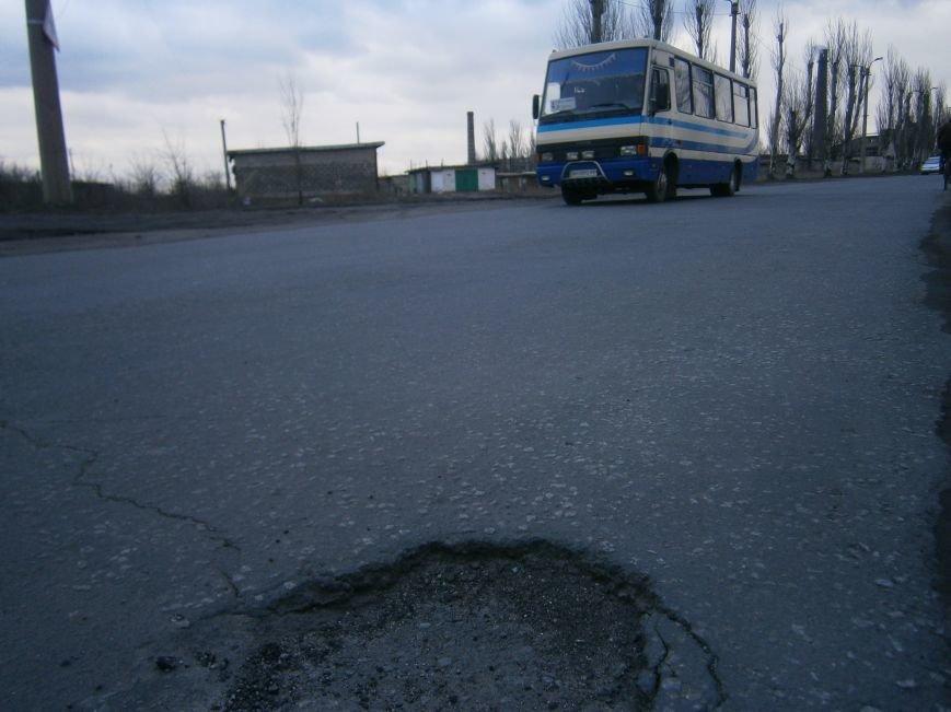 Что может быть временнее ямочного ремонта Димитровских дорог (ФОТОФАКТ) (фото) - фото 4