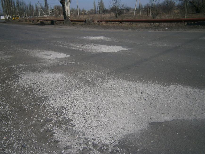 Что может быть временнее ямочного ремонта Димитровских дорог (ФОТОФАКТ) (фото) - фото 1