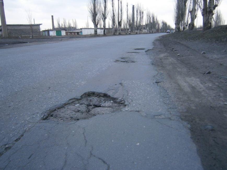 Что может быть временнее ямочного ремонта Димитровских дорог (ФОТОФАКТ) (фото) - фото 3