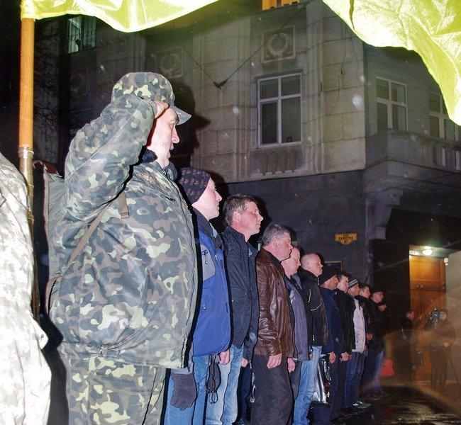 В Одесской области мобилизировали две тысячи новобранцев (фото) - фото 1