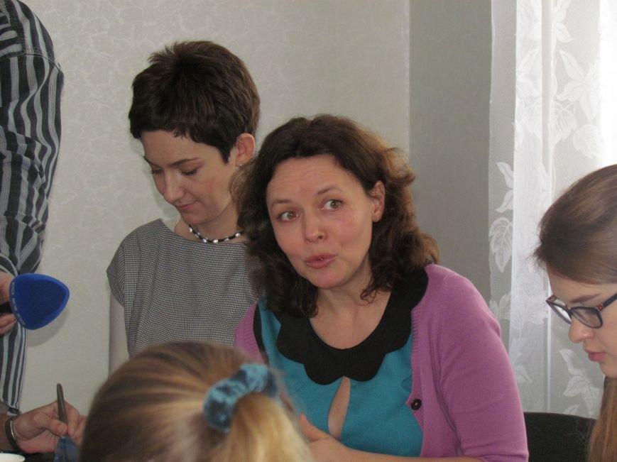 В Германии некоторые считают, что Донбасс нужно отдать России, чтобы избежать мировой войны,- Марьяна Садовская (ФОТОРЕПОРТАЖ), фото-1