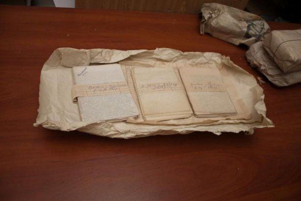 На Тернопільщині викопали бідон з архівом Служби безпеки ОУН (ФОТО) (фото) - фото 3