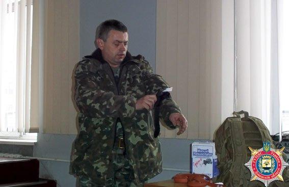 В Красноармейске обучали тех, кто отправится в «горячие точки» (ФОТО), фото-1