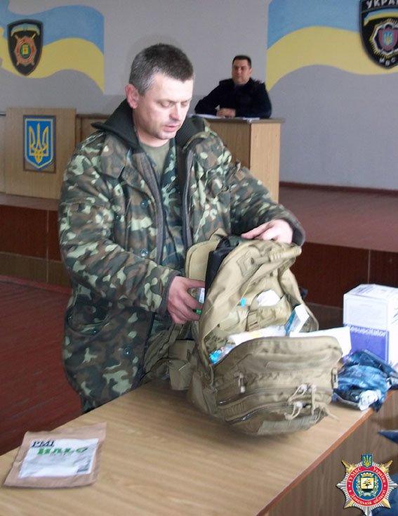В Красноармейске обучали тех, кто отправится в «горячие точки» (ФОТО), фото-4