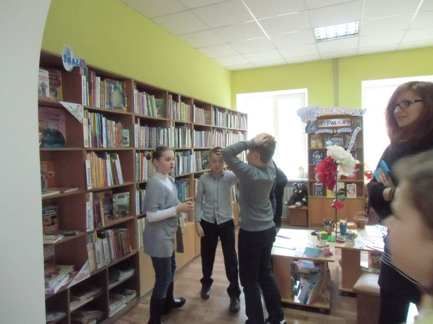 На Херсонщине - книжные выкрутасы «Зажги свою звезду» (фото) - фото 3