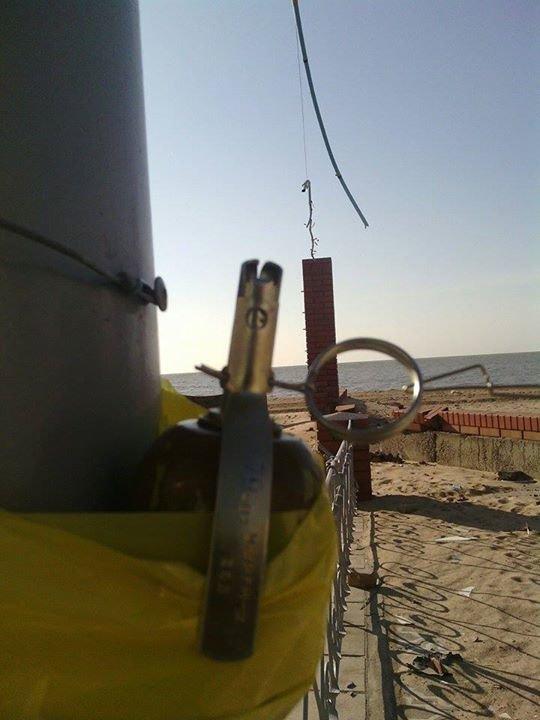 Начальник штаба «Правого сектора» рассказал об обороне Широкино (фото) - фото 1