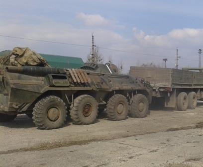 На Львівщині відремонтують ще два бронетранспортери для десантників (ФОТО) (фото) - фото 1
