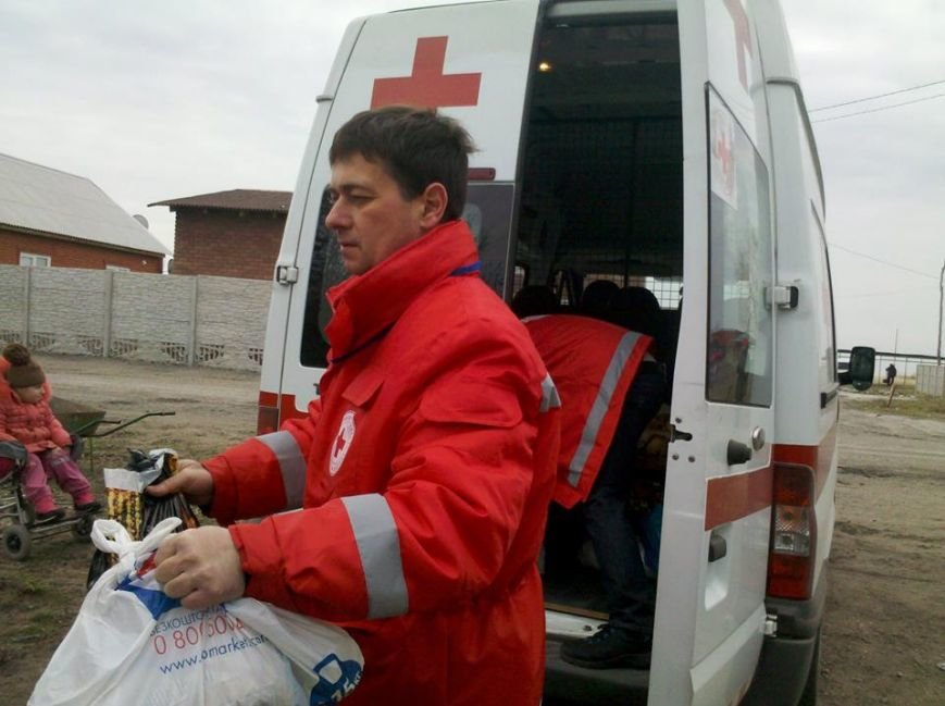 Люди, оставшиеся в военном Широкино, просят только хлеба и воды (ФОТО), фото-2