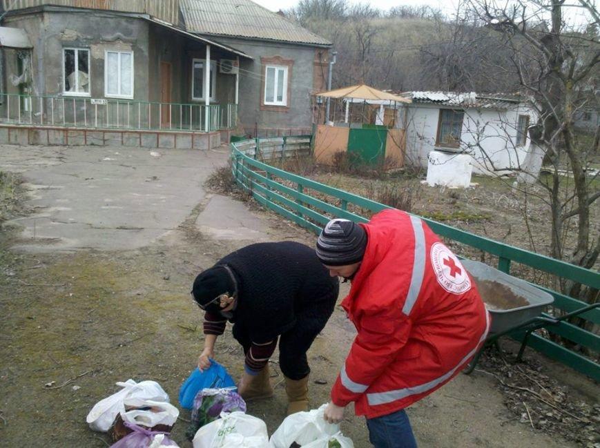 Люди, оставшиеся в военном Широкино, просят только хлеба и воды (ФОТО), фото-5