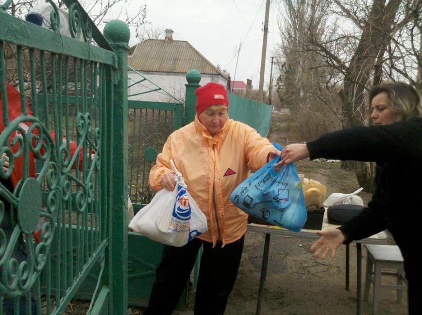 Люди, оставшиеся в военном Широкино, просят только хлеба и воды (ФОТО), фото-4