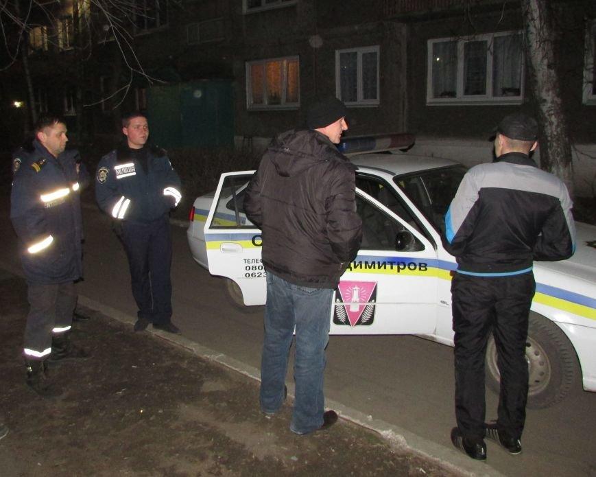 Димитровские спасатели поймали поджигателя (ФОТО), фото-5