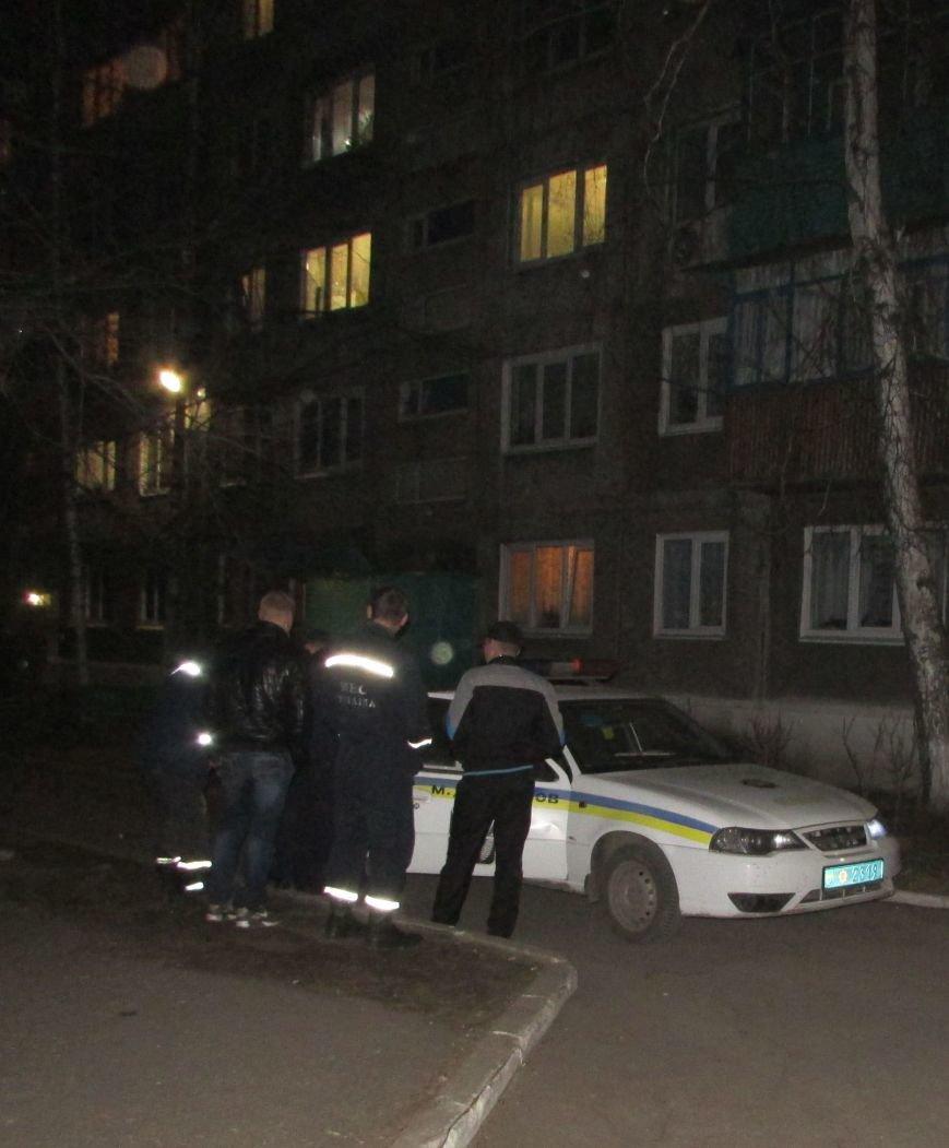Димитровские спасатели поймали поджигателя (ФОТО), фото-3