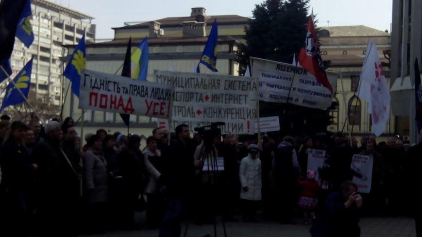 Мы сами решим, кому быть нардепом, а кому нет, - днепропетровские активисты (ФОТО), фото-11