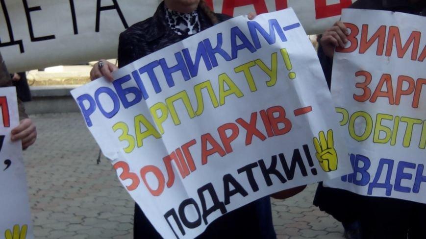 Мы сами решим, кому быть нардепом, а кому нет, - днепропетровские активисты (ФОТО), фото-1
