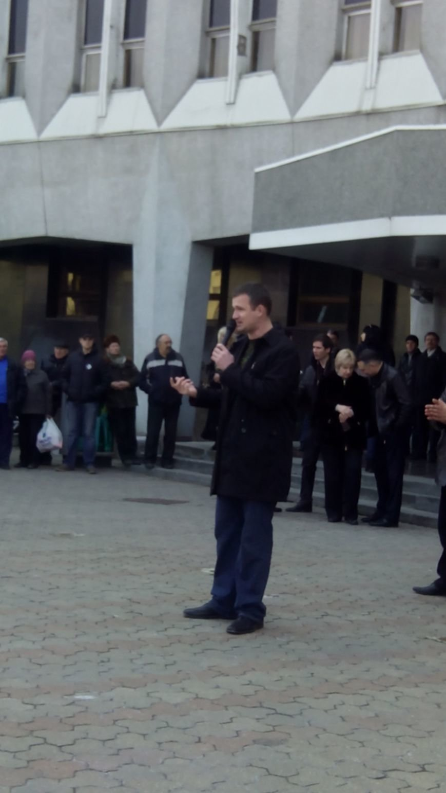 Мы сами решим, кому быть нардепом, а кому нет, - днепропетровские активисты (ФОТО), фото-6