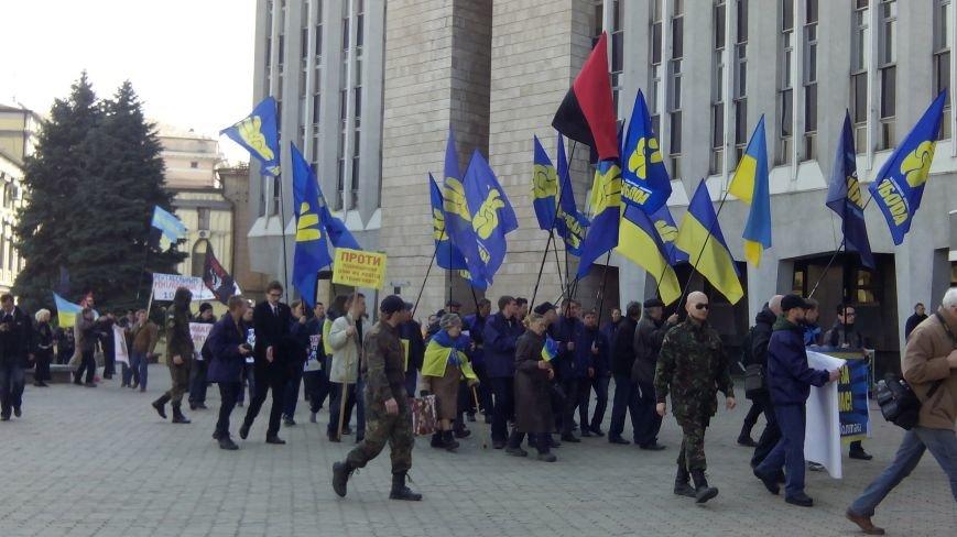 Мы сами решим, кому быть нардепом, а кому нет, - днепропетровские активисты (ФОТО), фото-8