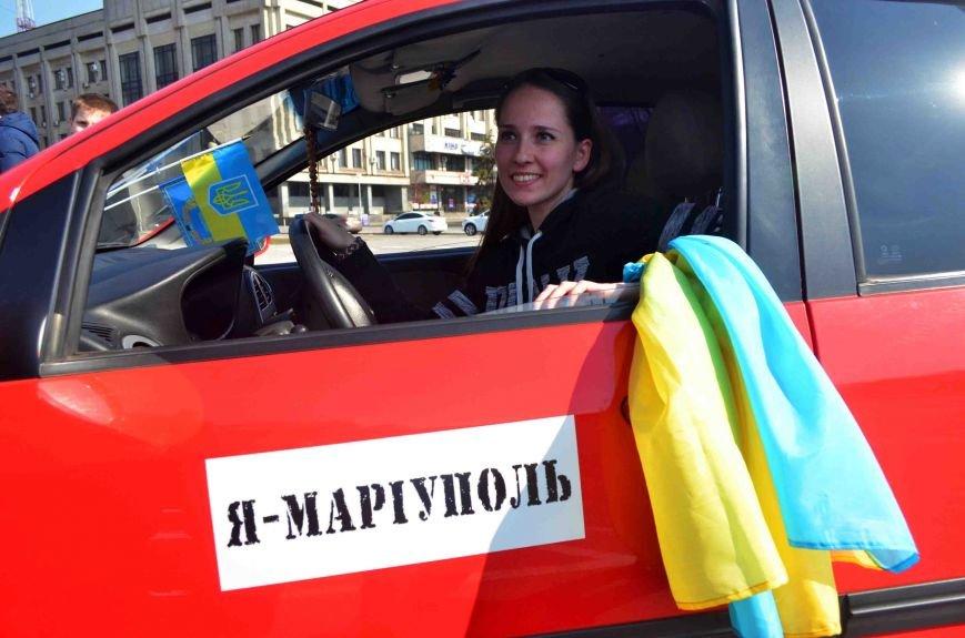 Запорожье посетили мариупольцы в рамках патриотического автопробега (ФОТОРЕПОРТАЖ), фото-13