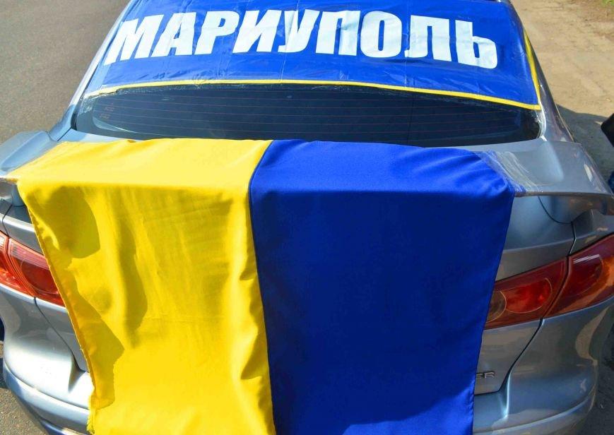 Запорожье посетили мариупольцы в рамках патриотического автопробега (ФОТОРЕПОРТАЖ), фото-8