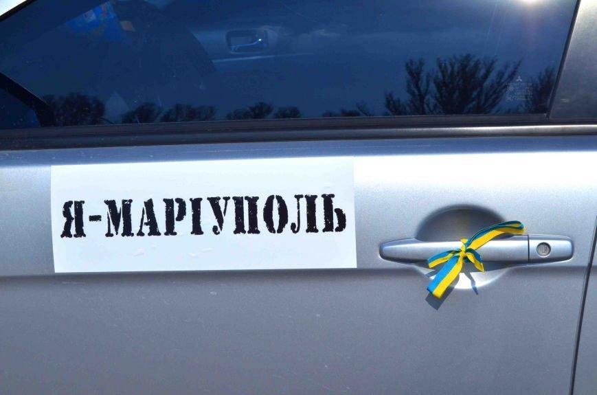Запорожье посетили мариупольцы в рамках патриотического автопробега (ФОТОРЕПОРТАЖ), фото-6