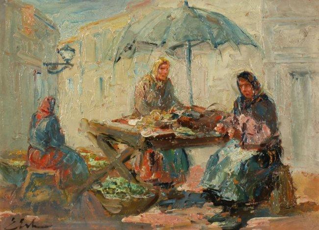 У Рівному відбулася виставка картин Ерно Ерба, фото-2
