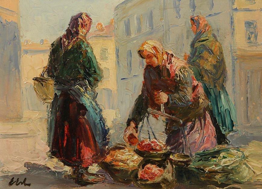 У Рівному відбулася виставка картин Ерно Ерба, фото-1