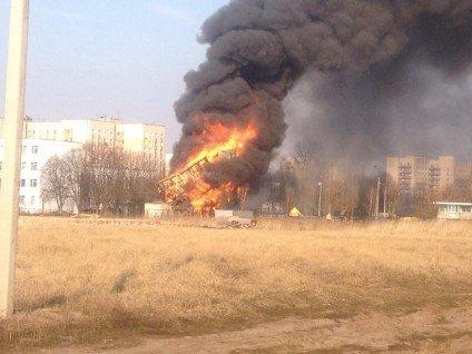 У Черкасах сталася пожежа в інституті пожежної безпеки(фото), фото-3
