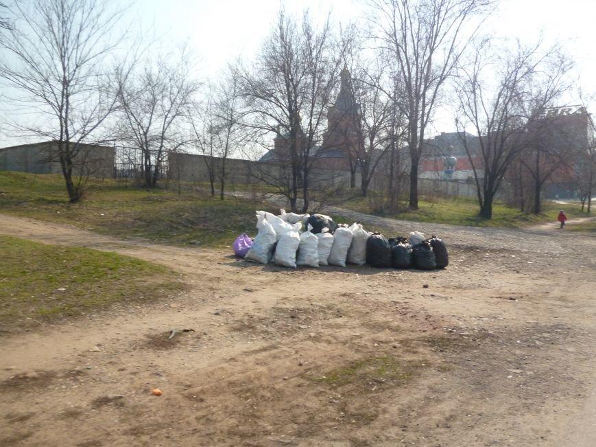 Жители Кривого Рога доказали, что могут собственными силами сделать город чище (ФОТО) (фото) - фото 7