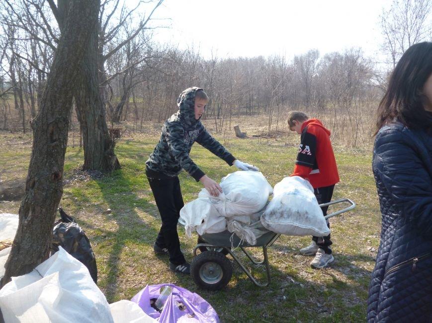 Жители Кривого Рога доказали, что могут собственными силами сделать город чище (ФОТО) (фото) - фото 2