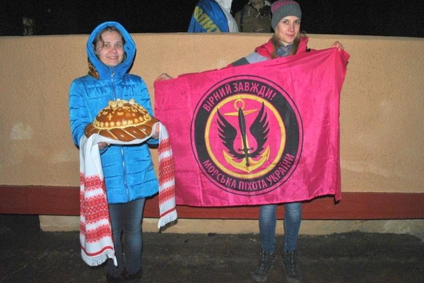 В Николаев из зоны АТО прибыли морские пехотинцы ((ФОТО) (фото) - фото 2