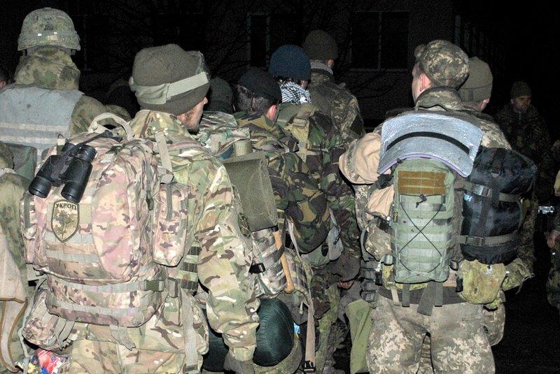 В Николаев из зоны АТО прибыли морские пехотинцы ((ФОТО) (фото) - фото 3