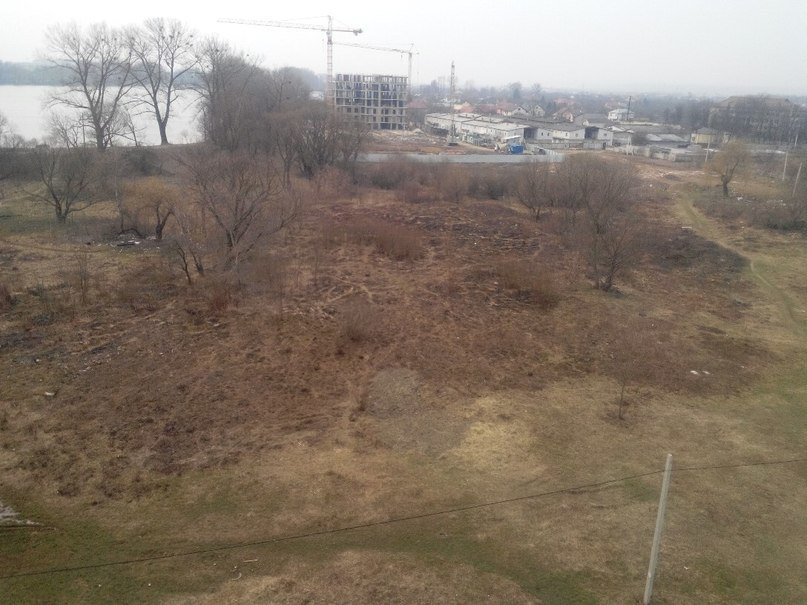 Забудівники готуються до забудови навколо міського озера? (ВІДЕО+ФОТО) (фото) - фото 1
