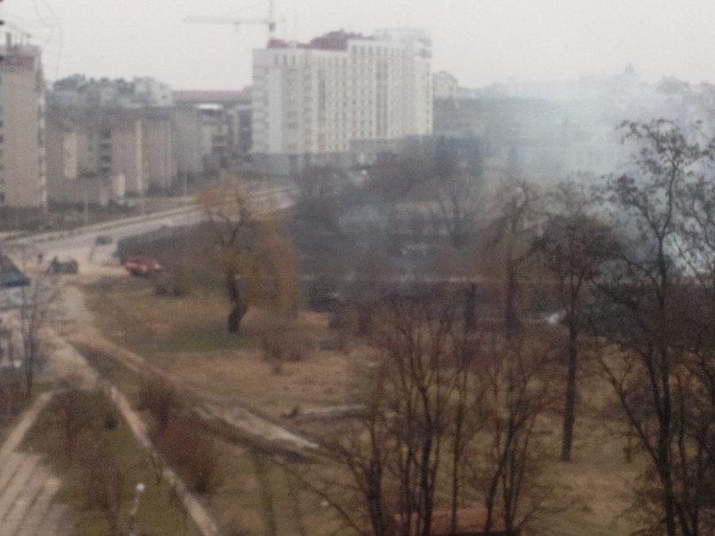 Забудівники готуються до забудови навколо міського озера? (ВІДЕО+ФОТО) (фото) - фото 3