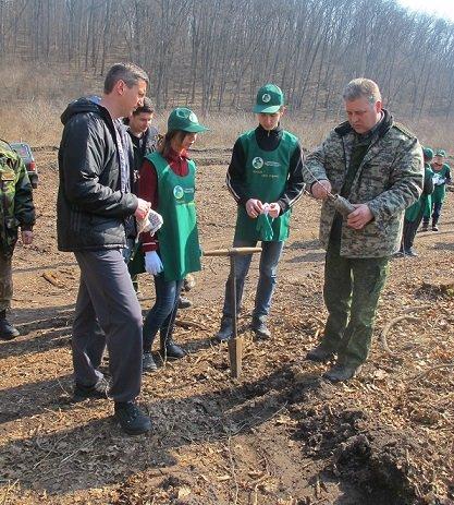 У суботу в області стартувала акція «Майбутнє лісу у твоїх руках», фото-1