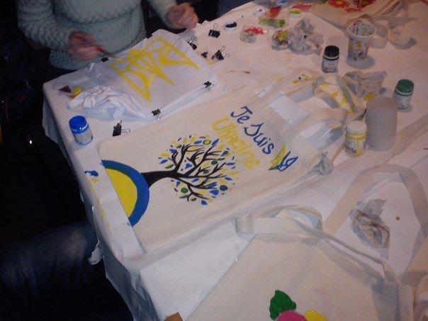 Эко-сумки и футболки hand-maid - скоро на улицах Павлограда (фото) - фото 1