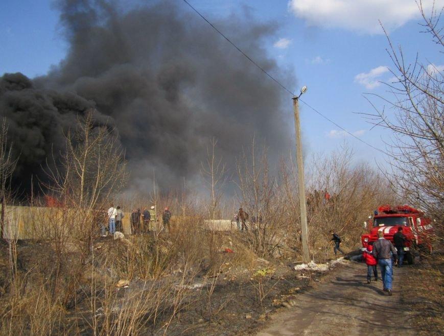 Подробности жуткого пожара в Димитрове (ФОТО, ВИДЕО), фото-3