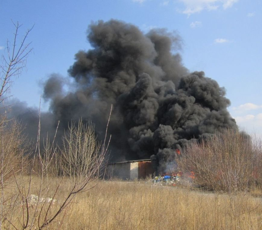 Подробности жуткого пожара в Димитрове (ФОТО, ВИДЕО), фото-2