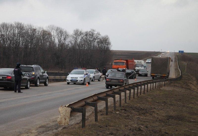В Корочанском районе произошла авария с участием 11 автомобилей, в ДТП никто не пострадал, фото-3