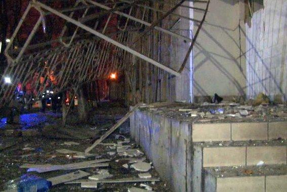 В Одессе нова прогремел ночной взрыв (ФОТО) (фото) - фото 1
