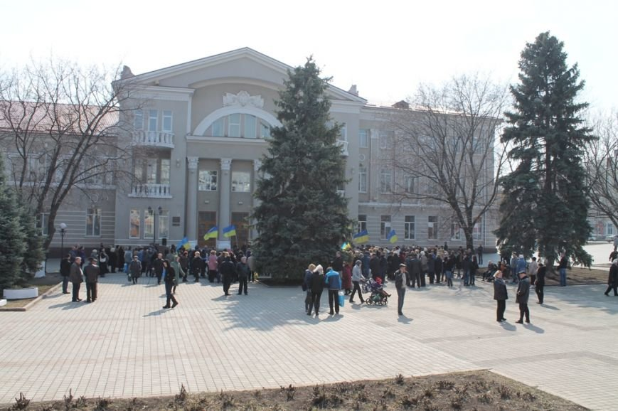 В Артемовске снова митинговали, фото-6
