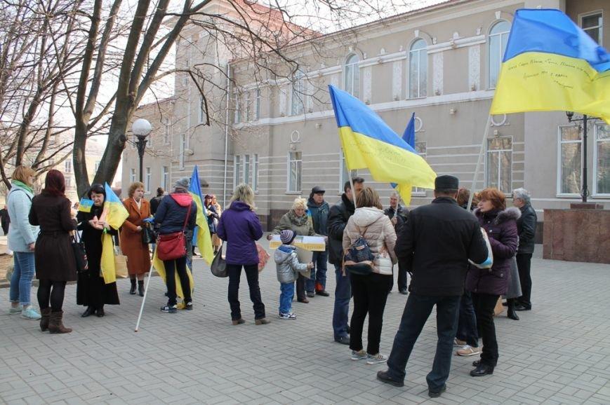 В Артемовске снова митинговали, фото-2